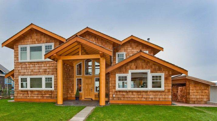 Benefits of Building with Cedar
