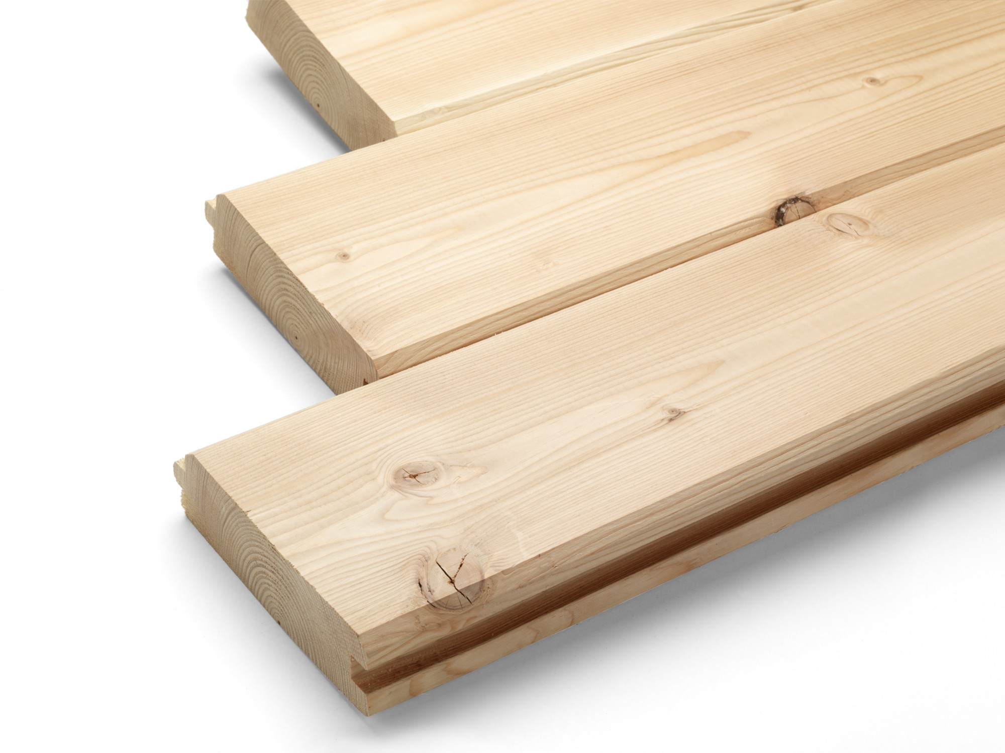 Popular Cedar Siding Profiles
