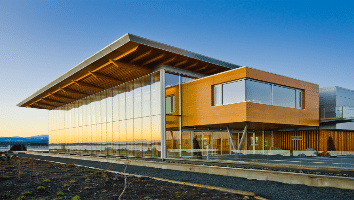 The Resurgence of  Commercial Cedar Siding