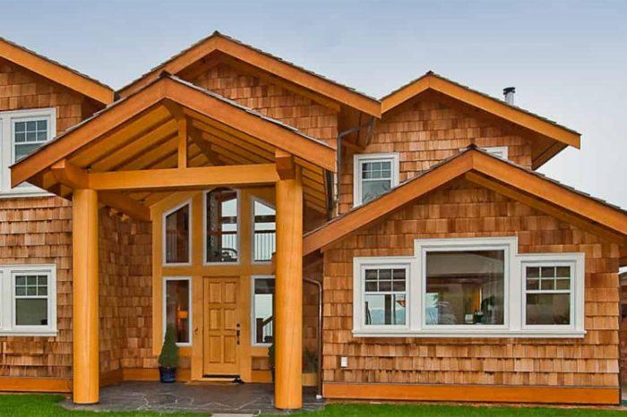 Qualicum Custom Home